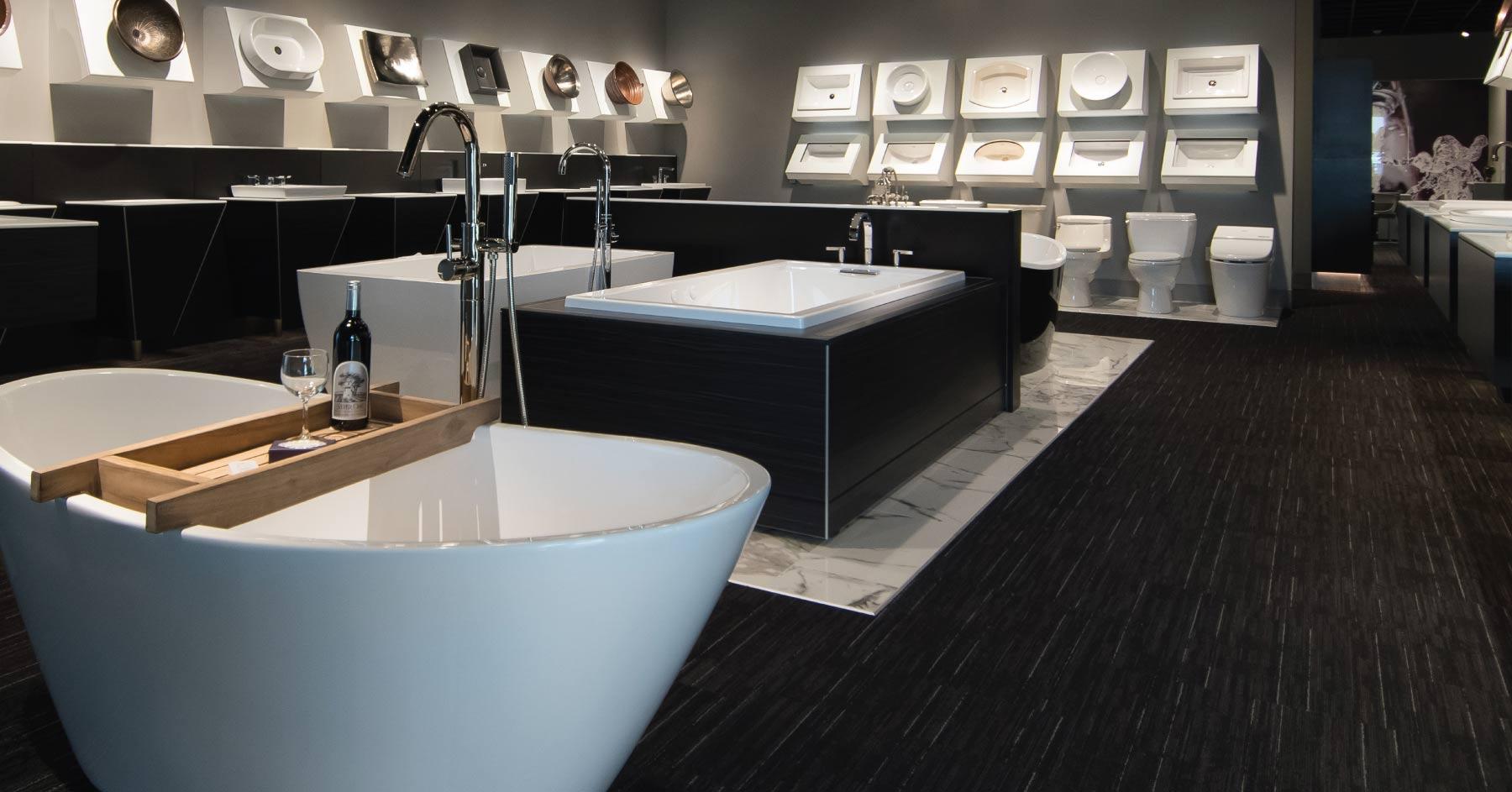 Inspire Showroom Kitchen And Bath Showroom Reno - Reno bathroom showroom